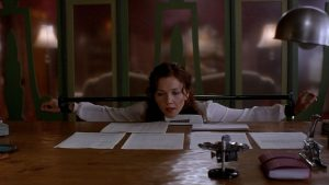 The Theme Taken from the Secretary Movie